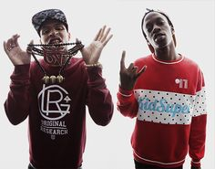 The Underachievers in Red Hook