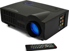Portable Gaming Projector