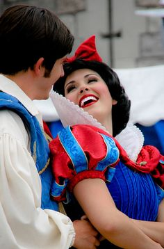 Snow White and Prince by abelle2, via Flickr