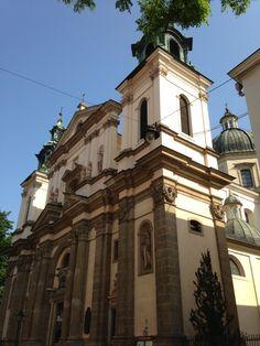 Kościół Św. Anny w Kraków, Województwo małopolskie