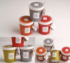 Sweet, Frozen & Fun: 40+ Ice Cream Packaging Designs