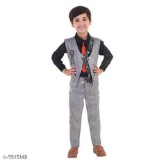 Ethnic Jackets Elegant Cotton Mix Kids Ethnic Suit Jack Elegant Cotton Mix Ethnic Jackets Country of Origin: India Sizes Available: 2-3 Years, 3-4 Years, 4-5 Years, 5-6 Years, 6-7 Years, 1-2 Years *Proof of Safe Delivery! Click to know on Safety Standards of Delivery Partners- https://ltl.sh/y_nZrAV3  Catalog Rating: ★4 (934)  Catalog Name: Jack Elegant Cotton Mix Kids Ethnic Suits CatalogID_551327 C58-SC1171 Code: 854-3915142-