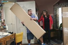 "#Cristela 1x03 ""Mr. Felix and Ms. Daniela"" - Cristela and Alberto"