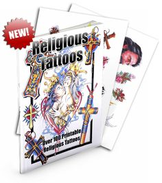 Religious  Tattoos Collection