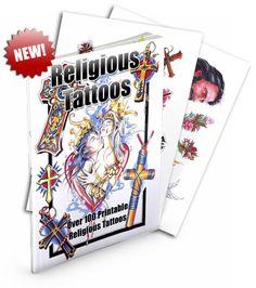 Religious  Tattoos Collection