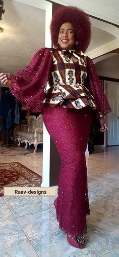 African Fashion Ankara, Ghanaian Fashion, Latest African Fashion Dresses, African Print Fashion, Africa Fashion, Women's Fashion Dresses, African Lace Styles, African Lace Dresses, African Dresses For Women