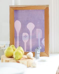 5 Projects Made With Sunprints: Tablecloth, Napkins, Framed Art, Pillows, and an Apron Sun Prints, Nature Prints, Sweet Paul, Diy Artwork, Project Board, Cyanotype, Photography Classes, Diy Gifts, Diy Furniture