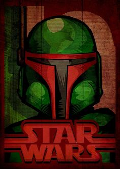 Star Wars - Boba Fett by Febrian Anugrah