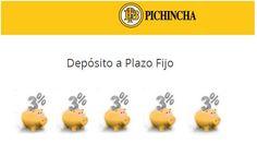 Depósito Pichincha: el único adscrito al FGD español que ofrece un 3% TAE  