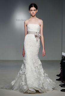 My top ten by Vera Wang Mis 10 vestidos de Vera Wang