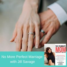 Jill Savage, Author of No More Perfect Kids is back again to talk about her brand new book: No More Perfect Marriages. Marriage is such an emotionally charged topic to discuss. During the years of a marriage, you can feel like you are on a wild roller coaster ride experiencing extreme highs and extreme lows with all sorts of dips and curves sprinkled in between. Perfect Marriage, Busy Life, Savage, New Books, Author, Motivation, Roller Coaster, Mom, Feelings