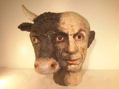"""Saatchi Art Artist Noi Volkov; Sculpture, """"Macho"""" #art"""