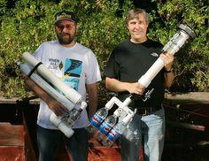 Pneumatic Antenna Launchers
