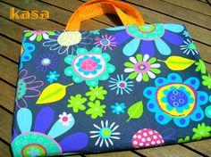 Un sac d'artiste version girly