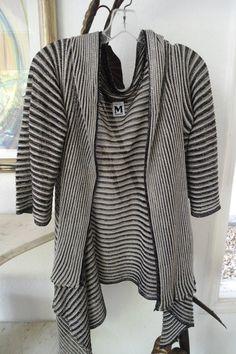 Vintage Missoni  Metallic Knit Missoni Sweater by LovedaStuff