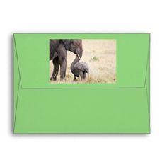 Motherly love envelope