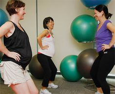 Regular appropriate exercise during your pregnancy can help you:  maintain fitness and coordination improve core stability (pelvic floor and deep abdominal muscles) and muscle strength control weight gain manage stress improve your feeling of wellbeing prepare for the physical demands of labour achieve your pre-pregnancy fitness levels after birth  #StFrancis