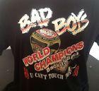 For Sale - Vintage Detroit Pistons Bad Boys NBA t shirt 1990 50/50 blend - http://sprtz.us/PistonsEBay