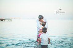 Sesión de fotos de familia en la playa | Ángel Santamaría | DECID PATATA - La vida en fotos :: Fotógrafo de bodas. Fotógrafo infantil. Fotógrafo de familias. Books personales. Fotografía de boda en Madrid y toda España. www.decidpatata.com