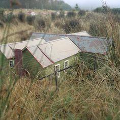 Waiuta Model Village : Caroline McQuarrie Nz South Island, Model Village, West Coast, Outdoor Gear, Abandoned, Tent, Maine, Home, Left Out