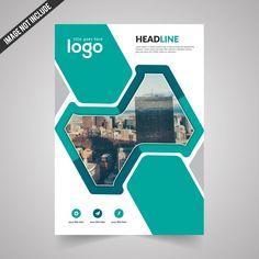 Graphic Design Flyer, Flyer Design Templates, Brochure Design, Graphic Design Inspiration, Business Poster, Business Brochure, Company Profile Design, Pamphlet Design, Corporate Invitation