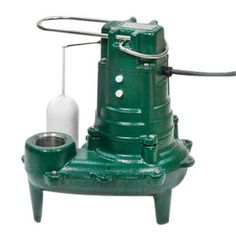 Zoeller M267 Waste-Mate Sewage Pump With Automatic Load Switch, 115 volt, 1/2 hp