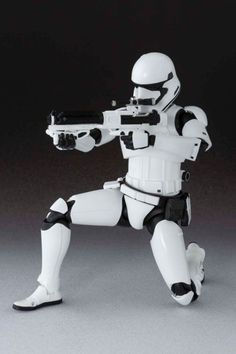 First Order Stormtrooper [The Force Awakens]