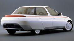 1993 Honda FSR Concept