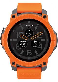 Nixon Mission watch