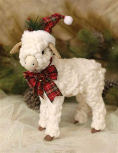 Lottie Lamb's First Christmas from Victorian Trading Co.