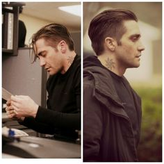 "Can I just say... That Jake Gyllenhaal in ""Prisoners"" is phenomenal! Also, I've always found him attractive but sweet jumpin jelly bean, he's flawless in this movie. That hair cut suits him well and he's inked up? Shut up and accept my love!"