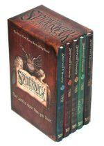 Spiderwick Chronicles by DiTerlizzi and Black (original five books and guides)