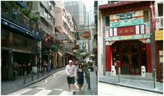 Hong Kong tips outside touristic areas