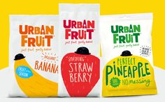 Fruit snack brand Urban Fruit to launch in Sainsbury's