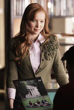 Character inspiration/choice): Arya (Molly Quinn)