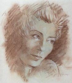 "Irene Schwarz, Artist ""Madi"" Irene, Portraits, Artist, Head Shots, Artists, Portrait Photography, Portrait Paintings, Headshot Photography, Portrait"