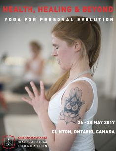 Health, Healing & Beyond | Yoga for Personal Evolution by Kausthub Desikachar