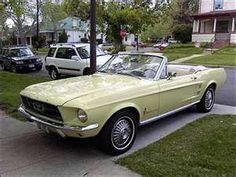 '67 Mustang Convertible