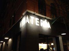 Vinateria: Restaurant Resurgence on Frederick Douglass Boulevard