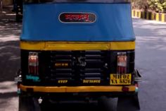 Why This Autorickshaw Could Take Only Female Passengers!
