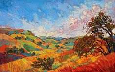 Quilted Color by Erin Hanson