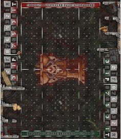 It´s done: Field for the Dungeonbowl 2016