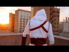 Assassin's Creed Meets Parkour in real life  Madly Awesome!!