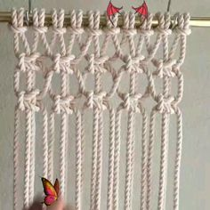 How to make macrame simple easy and fast handmade - MacrameIdeas How to make macrame simple easy and fast handmade, #Easy #Fast #handmade #Macrame #Simple<br>