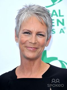 jamie lee curtis haircuts images | Jamie Lee Photo 03 | Celebrity Inspired Style, Hair, and Beauty