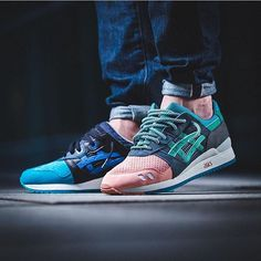 caac308cf The Ronnie Fieg x Asics Gel Lyte III  What The Fieg  mixes up a few of the  duo s greatest hits to make one slamming sneaker.