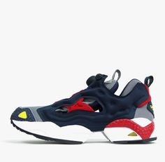 WHIZ LIMITED. x mita sneakers x Reebok Insta-Pump Fury
