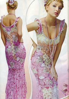 Duplet 124 Russian crochet patterns magazine
