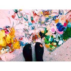 Feet.paint#painter#atelier#studio#brushes#colours#color#oilpainting#oilpaint#oil#painter#artist#painter#canvas#contemporary#contemporaryart#happy#art#feet#floor