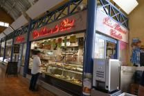 Bäcker, Metz, Frankreich, Marche Couvert